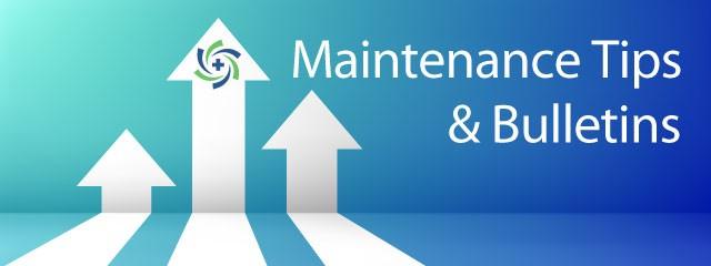 AER Maintenance Tips